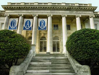 Daughters of the American Revolution (DAR) Constitution Hall